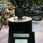 """S&S124""""2026ccのエンジンもディスプレイとして展示しました。 このエンジンはTC88のインジェクション仕様です。"""