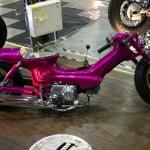 やっぱロッドショーはいろんなジャンルのカスタムバイクが見れてとても刺激的です。