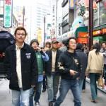 横浜へ来たら中華街へなぜだか立ち寄ります。