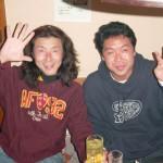 杉浦さん・兼子さんお久しぶりです。