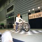 今回のCool Breaker Showでは実走するイベント Ride in Showがあり、エントリーしました。