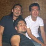 渡辺さん。初参加で2次会まで来て頂きましてありがとうございました。