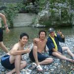 東京より、クラブハーレーの高橋さんも参加頂きました