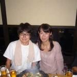 小出さんとカナちゃん☆ラブラブです。