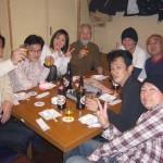 2008年12月13日 ディバイス忘年会!!