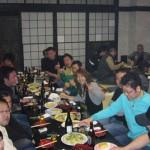 2007年2月24(土)Chopperに乗ってるお客様なべちゃんのお店『うなやす』にて飲み会です。 本日は総勢50名のお客様皆様にご参加頂きました。
