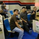 2007年9月16(日)Deviceボーリング大会です。 本日は24名のお客様皆様にご参加頂きました。 瑞穂区堀田になるマニアックなボーリング場名古屋エースレーンにて プレイボール!!!