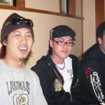 知多市より、車、バイクをこよなく愛す3人。