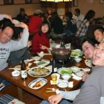 みんな、お馴染み松原さん・下ちゃん・お兄ちゃん・やよいさん・上村さん!