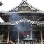 豊川稲荷にて初詣!とっても立派な所でした