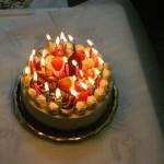 じつは28日は私の誕生日。みんなありがとです。