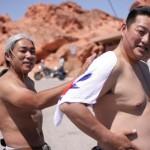 いつも裸になります。堀田さん・よしおさん
