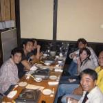 2008年8月30日 キャンプ残念飲み会 in雅亭