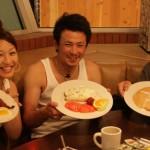 アメリカサイズのビッグな朝食です。皆様本当に6日間お疲れ様でした。 この旅のガイドを担当していただきました菊谷さん本当にありがとうございました。 来年も海外ツアー企画します!また皆様ぜひとも参加して下さいね。