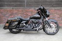2011 FLHX Bagger