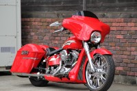 2006 Softail Bagger